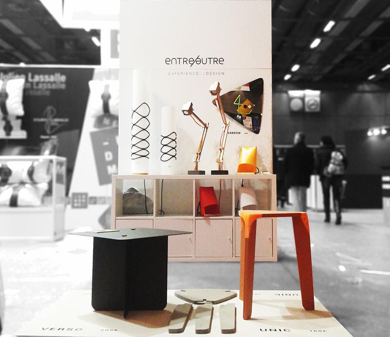 Entreautre - édition de mobilier et luminaires made in france et eco-conçus