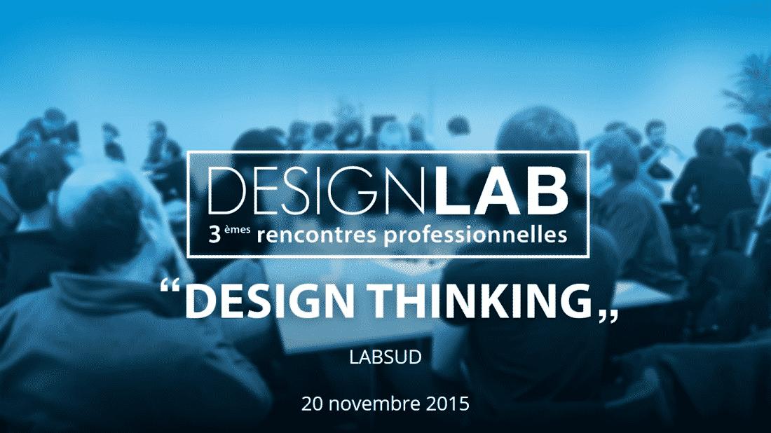 Rencontres professionnelles design thinking Occitanie