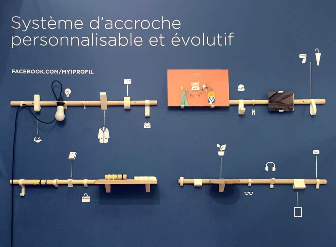 design mobilier modulaire et impression 3D