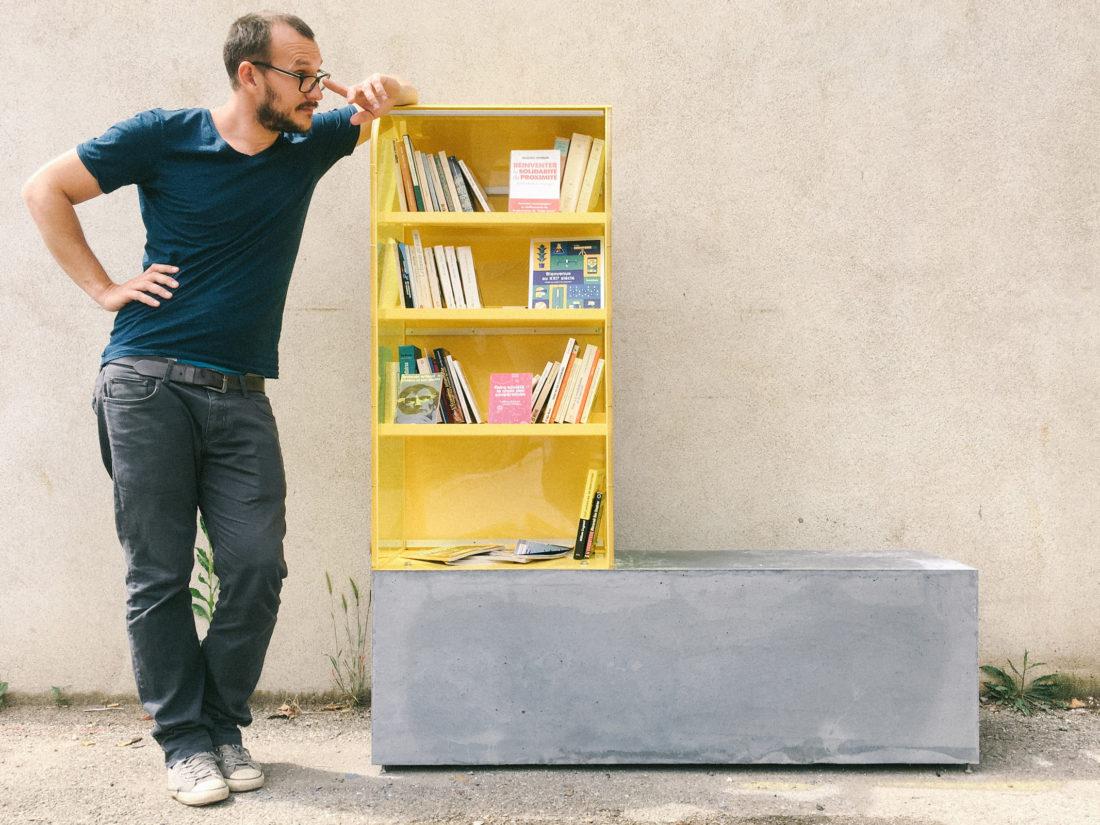 design mobilier - agence entreautre - inclusivité - partage - bien commun