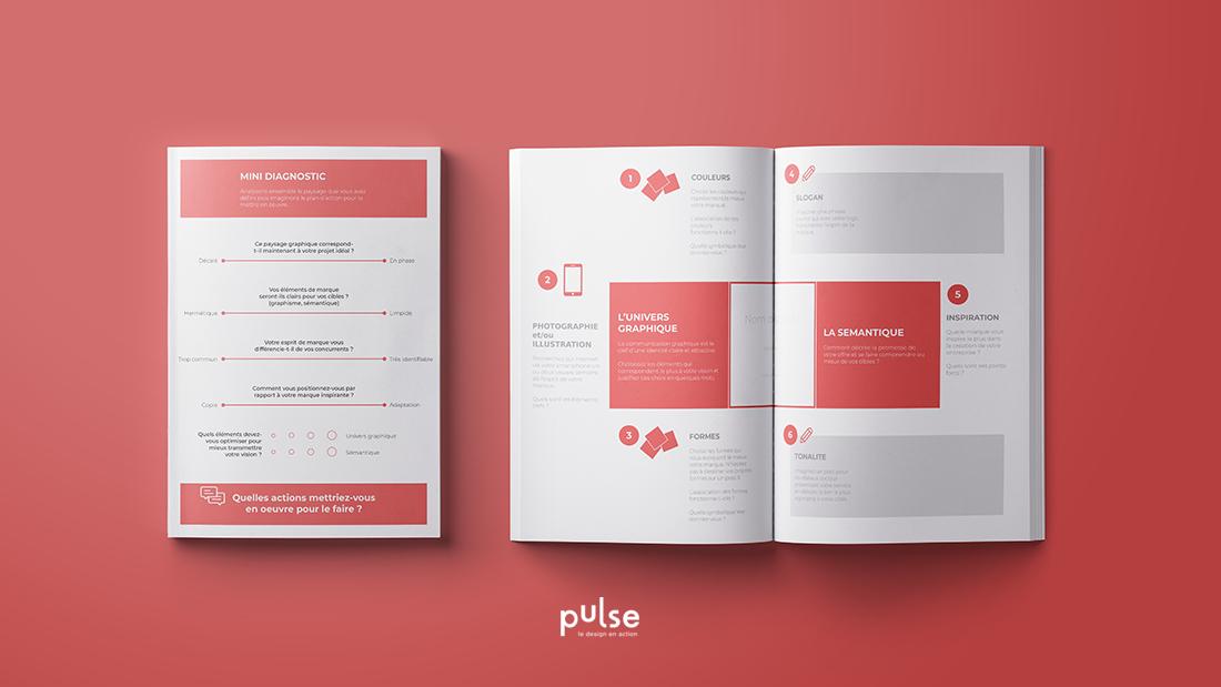 PULSE Le design en action, association de designer pour la promotion du design en Occitanie
