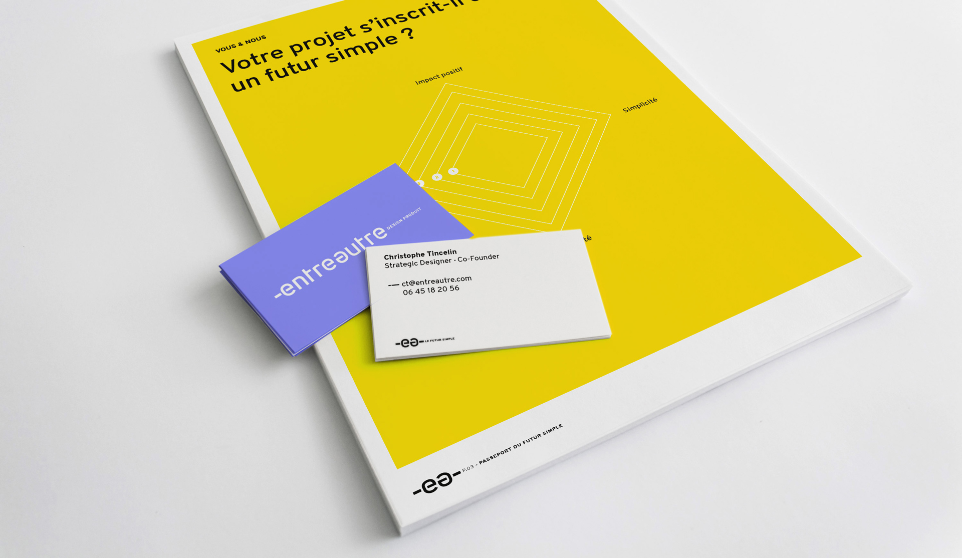 positionnement et direction artistique agence de design