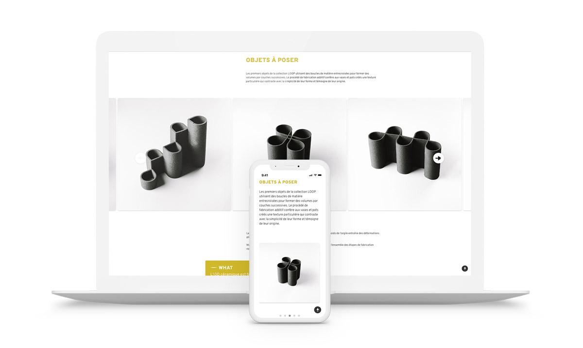 Nouveau site web de l'agence entreautre